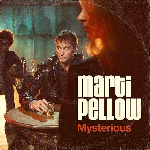 Marti Pellow альбом Mysterious