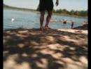 Отдых на Озере! Красный Лиман! качество видео не очень