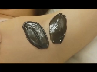 Depilica_hot wax truffle under arms fast