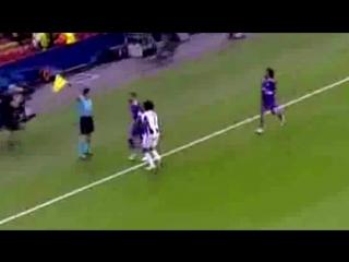 Cuadrado Red Card, Sergio Ramos, slow-motion zoom replay