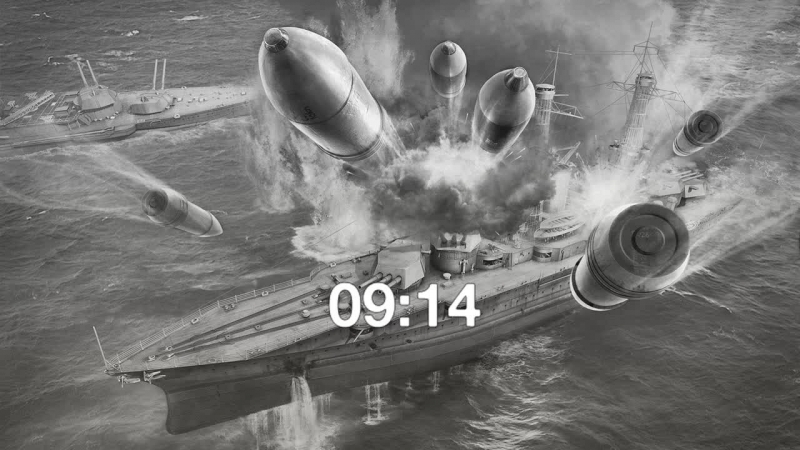 World of Warships | Tomas Kuba Division 5_6_7_8_tiers