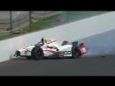 Французский гонщик попал в аварию на скорости 370 км-ч