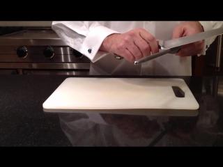 Правильная заточка ножей в домашних условиях