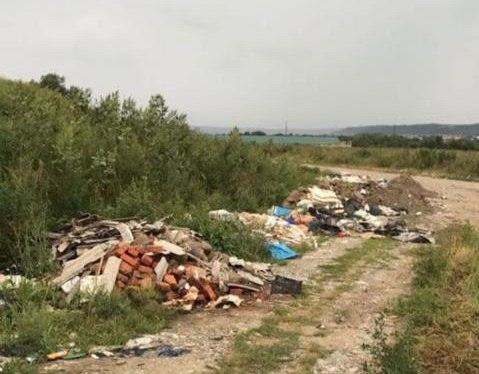 В Зеленчукском районе ликвидировали очередную свалку