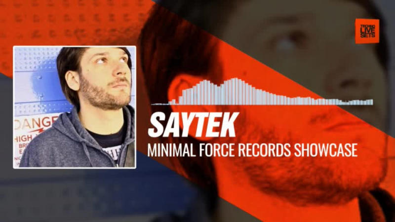 Saytek Minimal Force Records Showcase London 28 10 2017 Music Periscope Techno