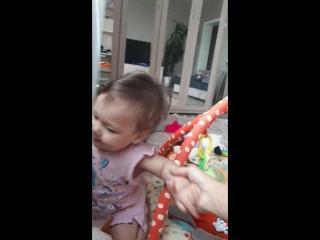 малышка регина 9 месяцев