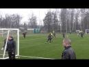 Малые Вязёмы : Торпедо-Жаворонки, гол 3-2