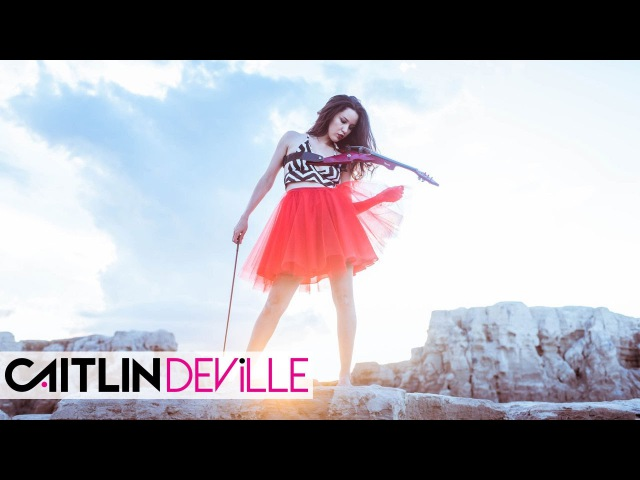 Something Just Like This (The Chainsmokers Coldplay) - Electric Violin Cover | Caitlin De Ville