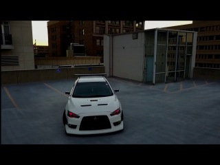 Shawn's 2014 Mitsubishi Evo X GSR