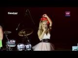 Naguale feat. Eila - Mirame (Live @ Gustar Music Festival 2013) (24.08.13)