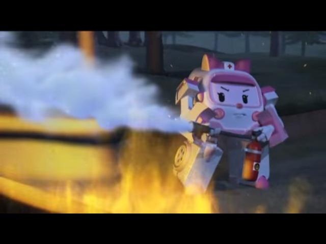 Робокар Поли Приключение друзей Забывчивый Макс мультфильм 9 Развивающий мультфильм для детей
