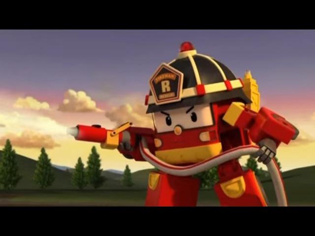 Робокар Поли Приключение друзей Техосмотр мультфильм 5 Познавательные мультфильмы для детей