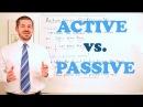 Grammar Series - Active Voice vs Passive Voice