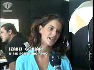 Fashion TV FTV - MODELS TALK - IZABEL GOULART FEM PE 2005