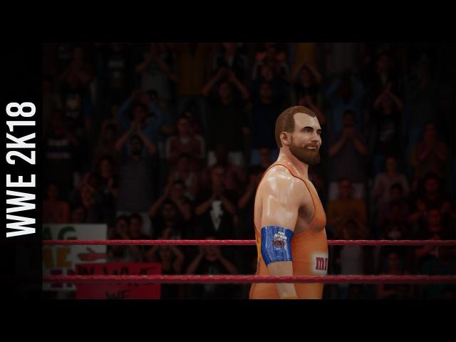 WWE 2K18 ПРОХОЖДЕНИЕ КАРЬЕРЫ - Самоа Джо 17