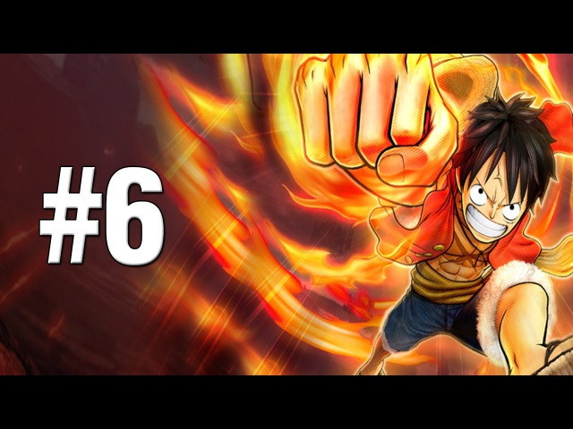 One Piece Pirate Warriors 2 Walkthrough - Part 6 The Lord of Nightmares PS3 No Commentary