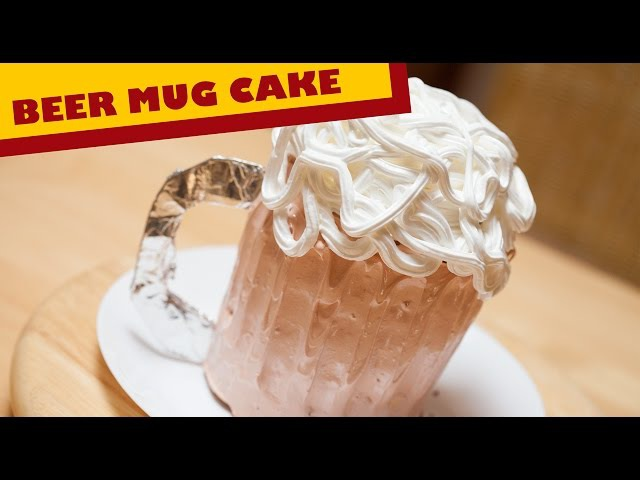Quick Recipe: Beer Mug Cake