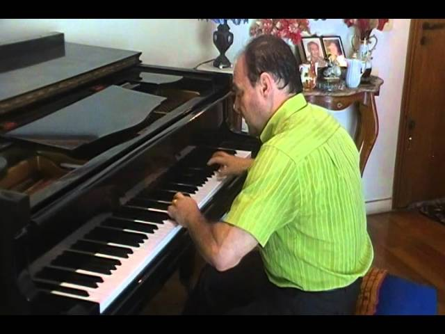ArrudaEventos - danses polovtsiennes prince igor borodin - piano solo