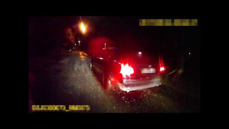 Патрульні склали протокол на нетверезого водія, який намагався уникнути адмінв ...