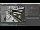 Cinema 4D Tutorial How to Create a Space Colony 09 Lush Lawns