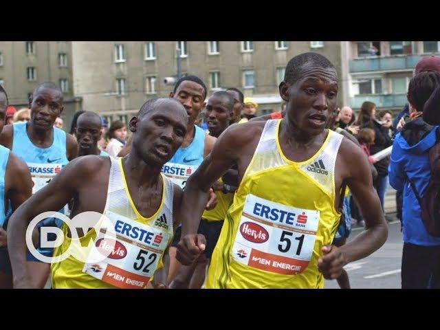Kenya's marathon stars in Europe | DW Documentary