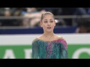 Alena KOSTORNAIA RUS ISU JGP Final Ladies Feee Skating Nagoya 2017