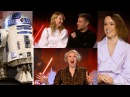 Star Wars Cast Sing Karaoke As Darth Vader Take Trivia Test