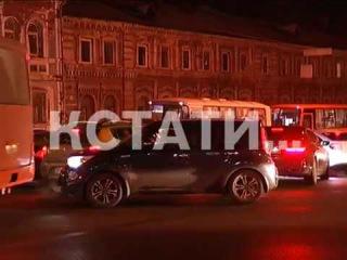 ▶ Горячие головы в пробках начали остужать автоинспекторы