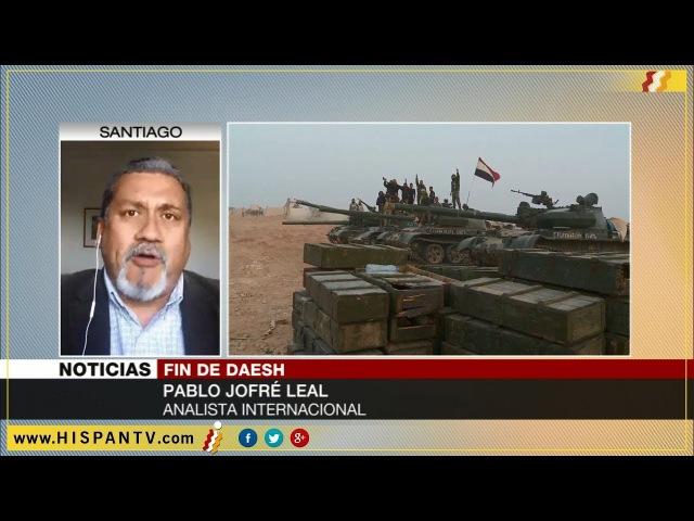 'Derrota de Daesh en Siria, alerta de Eje de Resistencia a EEUU'