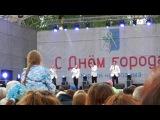 На центральной сцене площади Ижевска выступила группа Кватро.