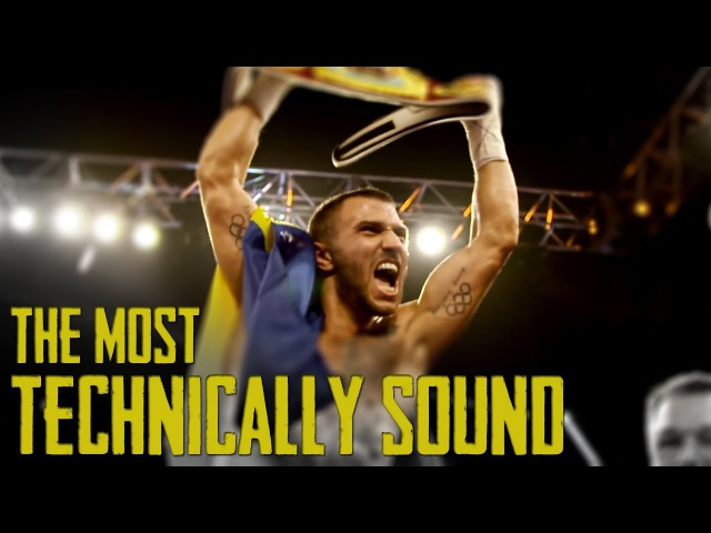 Lomachenko is The Most Technically Sound Boxer Ever!