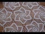 Mantel Crochet Redondo Cuadrado Rectangular paso a paso