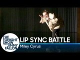 Lip Sync Battle with Miley Cyrus