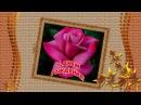Очень красивое поздравление С Днем рождения осенью Видео открытка