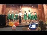 Танец от учителей в подарок выпускникам