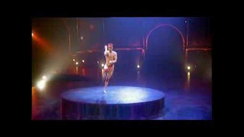 Cirque du Soleil, Juggling, Viktor Kee from Dralion
