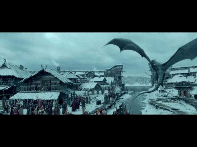 Мирослава поёт ритуальную песню - Он Дракон