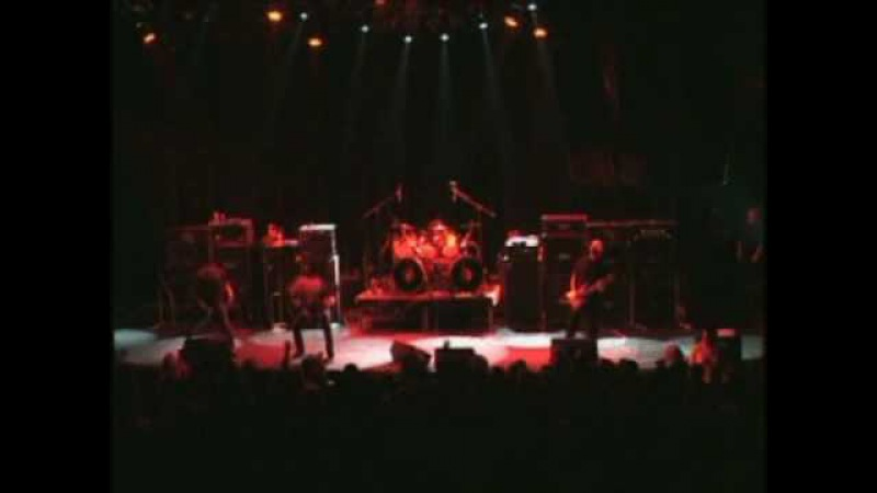 Cannibal Corpse - From Skin to Liquid Savage Butchery 2002