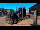 American Truck Simulator №1: Улучшаем наш Kenworth W900, и не только