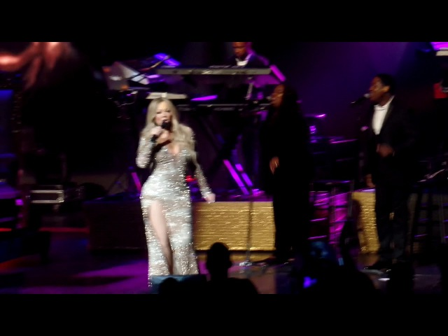It's Like That - Mariah Carey - Live at Foxwoods Casino 10/14/2017