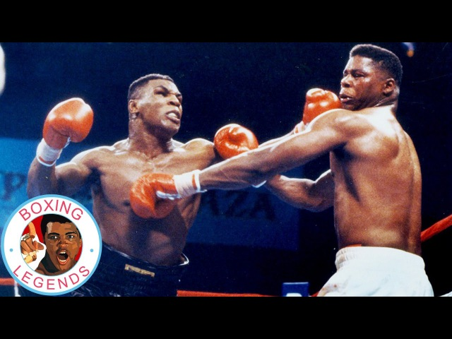 Mike Tyson vs Tyrell Biggs (Highlights) [1987-10-16]