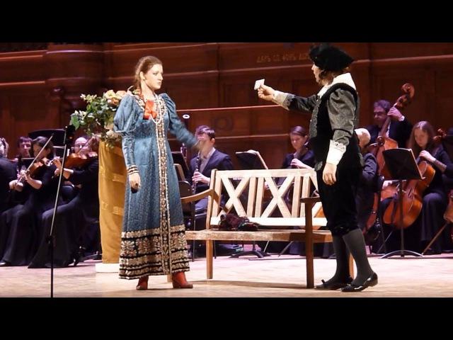 2013: The Tzar's bride by Rimsky-Korsakov