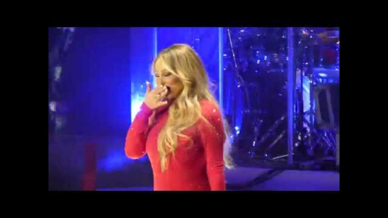 Mariah Carey - Hero - Live in London 02 Arena 2017 - 4K