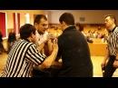 Armwrestling in Kaliningrad, Russia. Senior Men Absolute Left