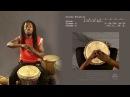 Djembe LESSON DIANSA featuring Fara Tolno