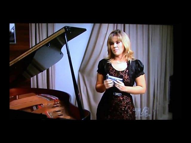 RAQUEL INGREDY - AO SOM DO PIANO - TVC - COM FELIPE ADJAFRE (PIANISTA)