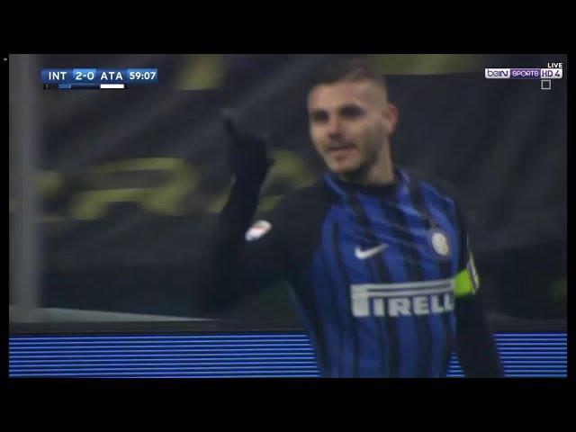 Inter vs atalanta (2-0) all goals-full screen hd (19-11-2017)