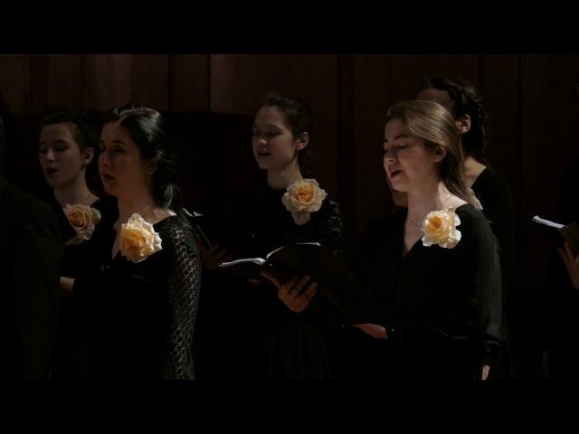 Смешанный хор КМК им.И.В.Аухадеева на XXI Казанской хоровой ассамблее