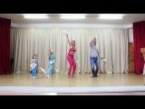танцор диско (кавер-версия семьи Масалитиных)
