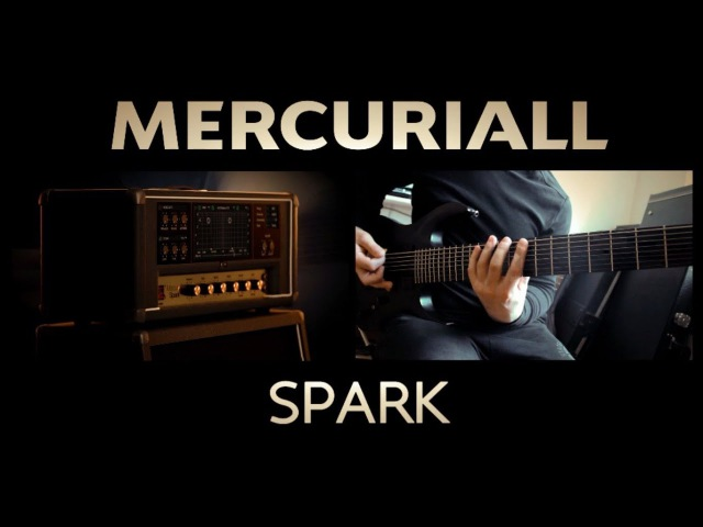 Mercuriall Spark - 8 String Guitar Metal Mixtest (Remastered audio)